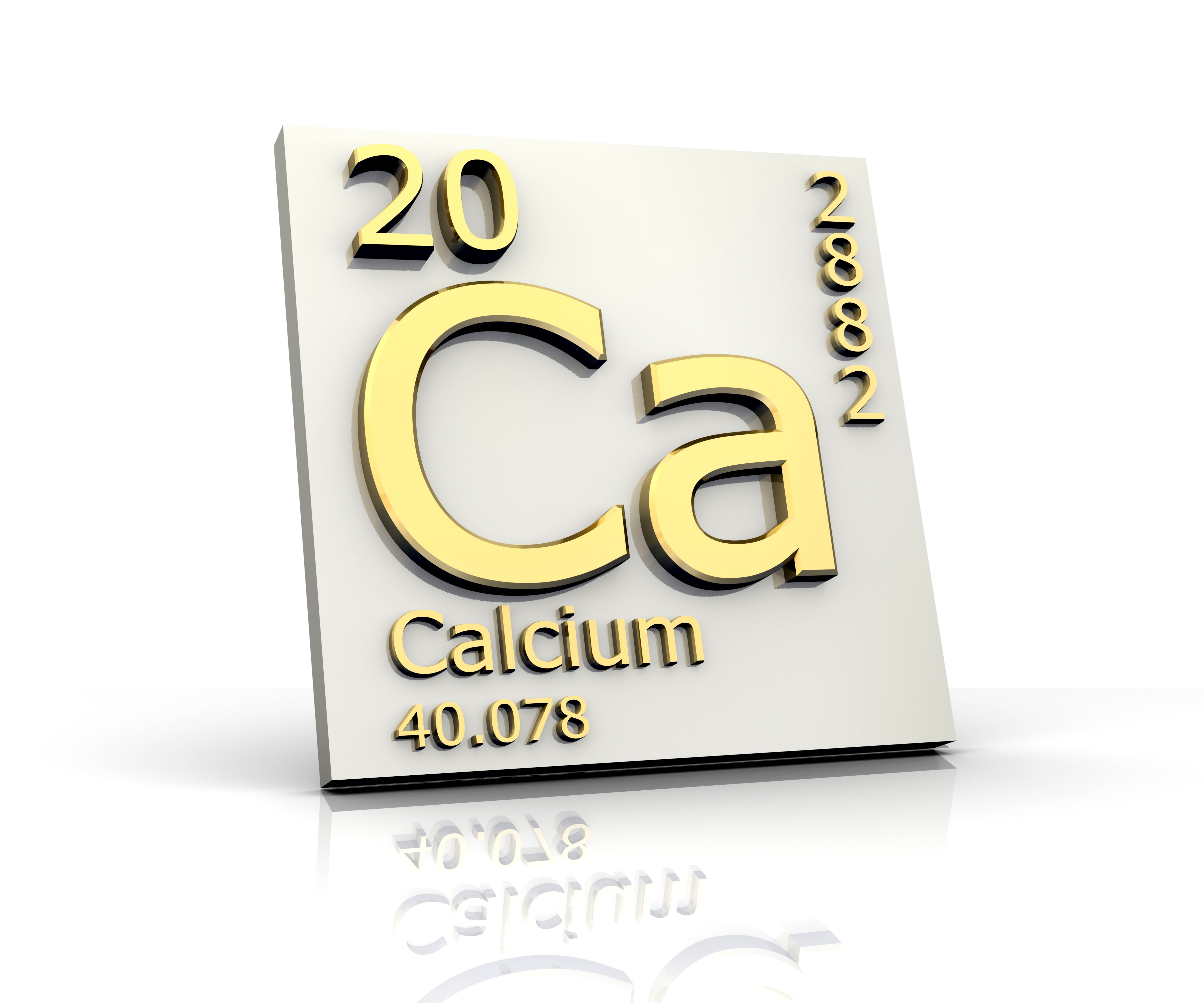 4315577 - calcium form periodic table of elements